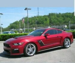 2015 Ford Mustang GT 2015 Ford Mustang Roush Stage 3 $45,000.00