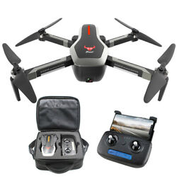 SG906 GPS Brushless 4K Drone Camera 5G Wifi FPV Foldable Hold RC Quadcopter U5N7 $156.09