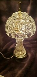 Bleikristall 24 lead crystal Lamps $75.00