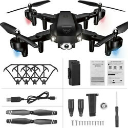 L103 RC Drone w/Camera 1080P Optical Flow Positioning Foldable Quadcopter Toy US $58.28