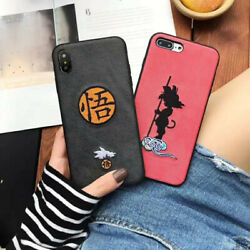 Dragon Ball Bead Embroidered Case For IPhone 6s 7 8 Plus Xr Xsmax 11Pro Cute $9.34