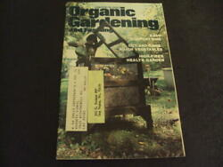 Organic Gardening Jun 1978 Easy Compost Bins High Fiber Garden ID:55689 $10.00