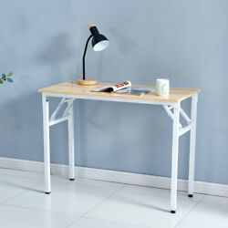 Portable Folding Computer Desk Laptop Workstation Home Office Writing Table US $66.99