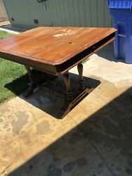 Used Antique Table $120.00