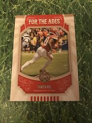 2019 Panini Legacy For The Ages insert Kansas City Chiefs TYREEK HILL $1.00