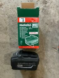 Metabo 18V 4Ah Li-Power Extreme New out of box $50.00