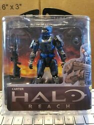 McFarlane Toys Halo Reach Halo Reach Series 2 Carter Action Figure $36.00