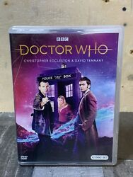 Used Doctor Who: Christopher Eccleston & David Tennant (DVD 12-Discs)  $24.00