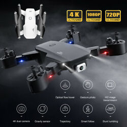 Mini Drone Selfie WIFI FPV With HD Camera Foldable Arm RC Quadcopter Toy Gift US $45.09