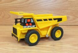 Genuine Toy State Black amp; Yellow Caterpillar Toy Dump Truck *Makes Noises * $16.22