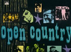 OPEN COUNTRY on SEE FOR MILES Record LP SEE 211 $19.99
