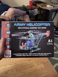 toy helicopter $8.00