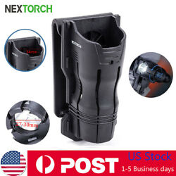 NEXTORCH Pouch Angle Rotatable Duable Holder 360°Tactical LED Flashlight Holster $16.14