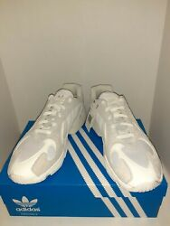 Adidas Yung 1 Cloud White Cloud White Footwear White b37616. 11.5 amp; 12 Men $90.00