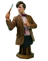 Doctor Who Masterpiece Collection: 11th Doctor Maxi Bust Red Bow Tie Variant $211.11