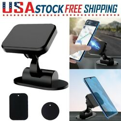 360° Magnetic Stick On Dashboard Car Mount Holder For Cell Phone GPS iPhone 11 $6.99