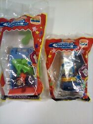 2 1999 Burger King Nickelodeon Kids Choice Awards Rosie O#x27;Donnell Toys MIP $9.00