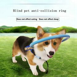 Plastic Protective Vest Ring Prevent Collide Wall For Blind Sick Eyes Dogs US $9.99