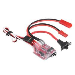 RC ESC Model Vehicle Accessory 30A Winch Switch Controller Brushed ESC For 1 10 $8.99