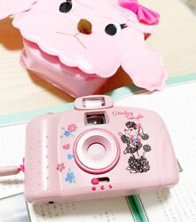 SHIRLEY TEMPLE DOG 35MM FILM CAMERA FROM JAPAN TOY CAMERA $258.00