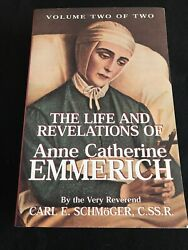 The Life and Revelations of Anne Catherine Emmerich Volume 2 $14.99