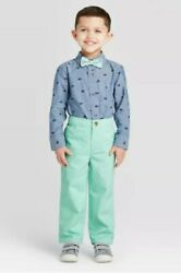 Toddler Boys#x27; 3pc Elephant Top and Bottom Set Just One You® made by carter#x27;s $12.59