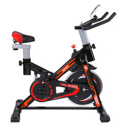Exercise Bicycle Indoor Bike Cycling Cardio Adjustable Gym Workout Fitness Home $174.99