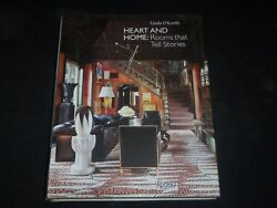 2014 HEART amp; HOME ROOMS THAT TELL STORIES BOOK BY LINDA O#x27;KEEFE D 42 $24.00
