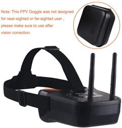 Mini Goggles Video Headset Glasses Double for FPV Racing Drone Quadcopters Gift $59.99