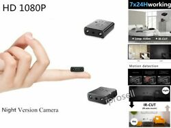 HD 1080P Hidden Mini Nanny Camera Night Vision Security Cam motion detection NEW $24.95