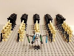 Star Wars General Grievous Battle Droids Army Set 41 Minifigures Lot USA SELLE $24.99