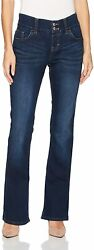 Riders by Lee Indigo Women's Pull On Waist Smoother Boot Cut Jean $44.08