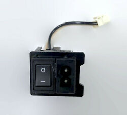 OEM Replacement Sony PlayStation 2 PS2 Fat Power Switch AC Plug 30001 50001 $6.95