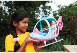 Barbie DreamplaneTransforming Helicopter for Kids 3 Years Old and Up $39.81