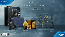 Death Stranding: Collector#x27;s Edition includes game gold equipment DLC $135.00