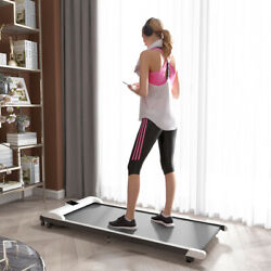 Treadmill Mini Walking Machine Indoor Gym Stepper Mat Fitness Body Building Home $259.49