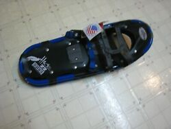 """REDFEATHER HIKE SNOWSHOES Red Feather HIKE 22 Hiking Snow Shoes 22""""NEW NICE SEE $89.99"""