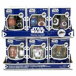 Star Wars Galaxy#x27;s Edge Trading Outpost Choose Your Astromech Droid amp; BB Units $17.95