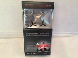 Propel Atom 1.0 Micro Drone Indoor outdoor Brand New In Box Little Sneaky Drone $10.00
