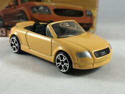 Matchbox Superfast Audi TT in Yellow with Box $8.99