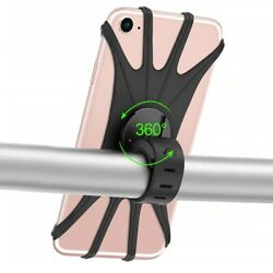 Silicone Bicycle Phone Holder for smart phone $8.00