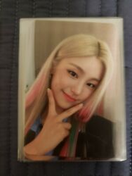 US OFFICIAL ITZY NOT SHY REGULAR amp; EXCLUSIVE PC PHOTOCARD $14.99