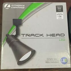 Lithonia Lighting Baffle 1 Light Oil Rubbed Bronze LED Track Fixtures Head $14.00