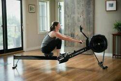 Concept2 Model D with PM5 Performance Monitor Indoor Rower Rowing Machine Black $38.59