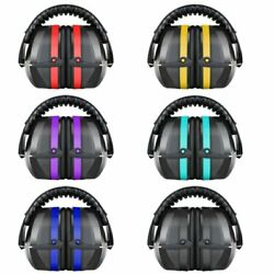 Ear Muffs Hearing Noise Reduction Protection Gun Shooting Defenders Range 34db $13.88