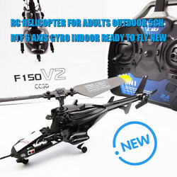 Rc Helicopter For Adults Outdoor 5CH RTF 6 Axis Gyro indoor ready to fly NEW $120.98