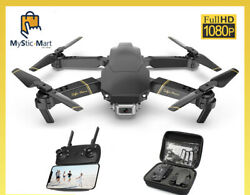 2020 New Foldable 1080p Quadcopter High quality Helicopter RC Drones For Kids $64.49