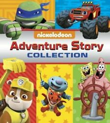 Nickelodeon: Adventure Story Collection by Random House: Used $6.39