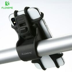 FLOVEME Bicycle Phone Holder For iPhone Samsung Universal Mobile Phone Holder $13.99