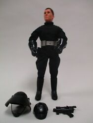 1999 HASBRO 12quot; STAR WARS MODERN 1 6 SCALE LOOSE FIGURE DEATH STAR COMMANDER $14.95